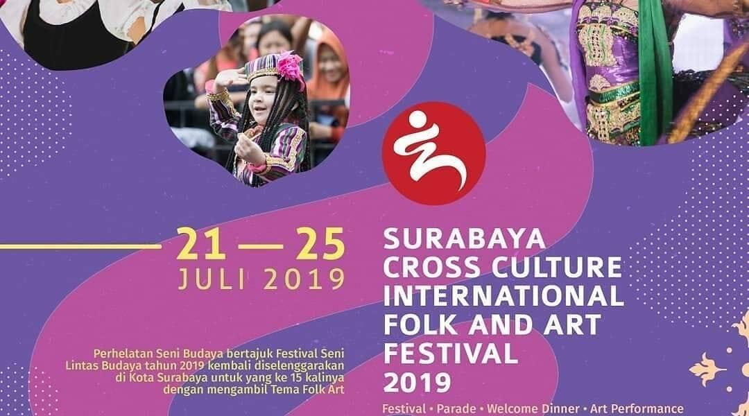 Surabaya Cross Culture International Folk and Art Festival