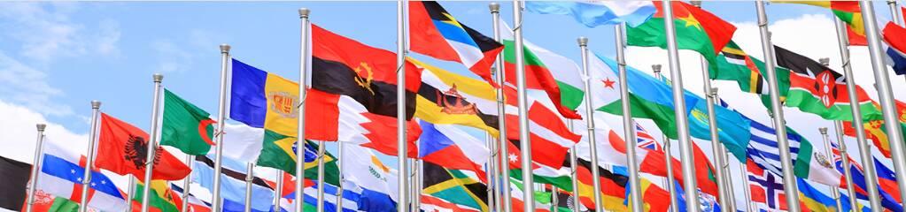 Nationalities & Languages