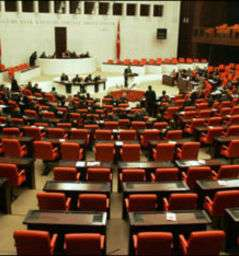 The Turkish Grand National Assembly ( The Parliament)