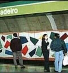 Subway Station - Line 2 Green - Brigadeiro