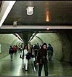 Subway Station - Line 2 Green - Clínicas