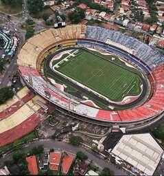 Estádio Cícero Pompeu de Toledo - Morumbi
