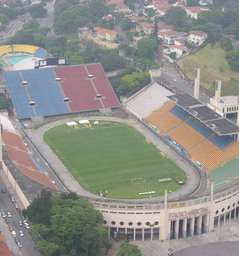 Estádio Municipal Paulo Machado de Carvalho - Pacaembu