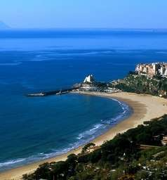 Sperlonga - Beach with clean sea