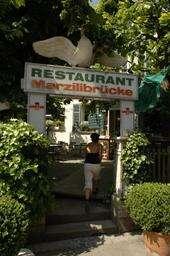 Garden Restaurant Marzilibrücke