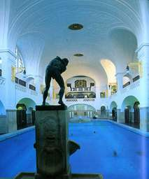 indoor sports in munich art nouveau m llersches volksbad in haidhausen. Black Bedroom Furniture Sets. Home Design Ideas