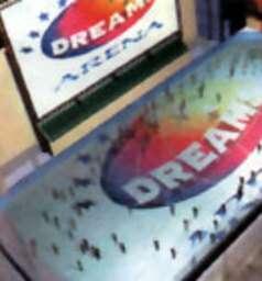 Dreams - Palacio de Hielo