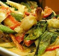 Thai bistro at Globus