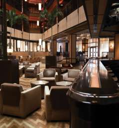 The Church Lounge at The Tribeca Grand