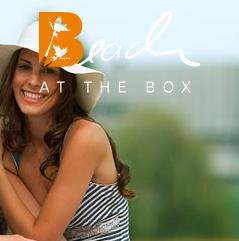 Beach at the Box