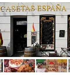 Casetas Espana
