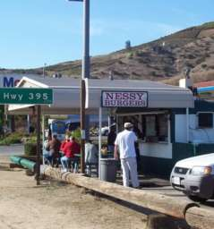 Nessie Burger