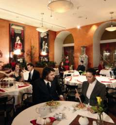 Chopsticks Restaurant - Grand Hotel Europe