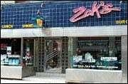 Zak's Dinner