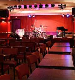 """Cosy jazz-club """"The Union of Composers"""" in the very centre of Moscow"""
