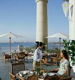 Spa Terrace @ Four Seasons Doha