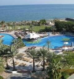 Le Meridien Al Aqah Beach Resort Fujairah