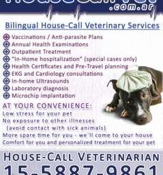 HouseCall Vet - Veterinarian