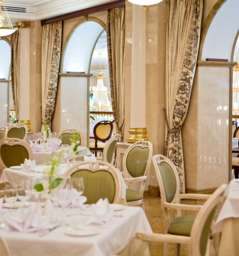 Veranda Restaurant (Radisson Royal Hotel, Moscow)