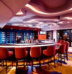 Sapphire Lounge, China Hotel, a Marriot Hotel