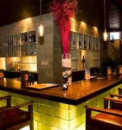 Bacchus Bar @ Intercontinental Hotel