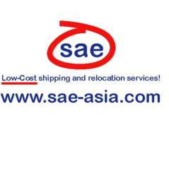 SAE - Low-Cost shipping and relocation services!