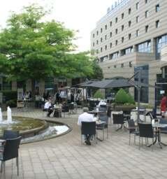 Brunnenterrasse Maritim Hotel Bonn