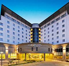 The Office @ Four Points by Sheraton Lagos