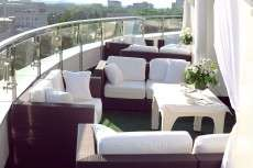 Nobil Luxury Boutique Hotel Terrasse