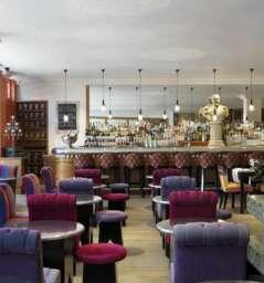 Oscar (bar) at the Charlotte Street Hotel