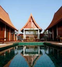 Green Gecko Thai holiday villa for rent