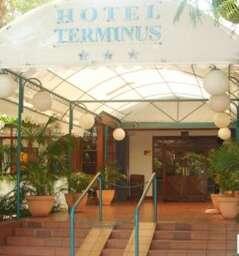 Hotel Terminus Pool Bar
