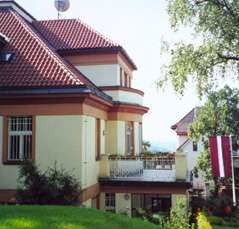 Embassy of the Republic of Latvia in Prague