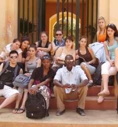 Dakar, Gorée, Pink lake, Joal fadjiouth area and islands of saloum