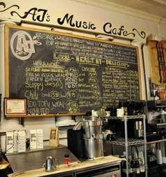 AJ's Music Cafe