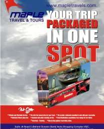 Maple Travel Group