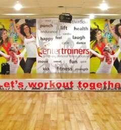 Entertrainers Group Fitness Studio
