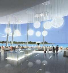 East Pool Bar- Jumeirah at Etihad Towers