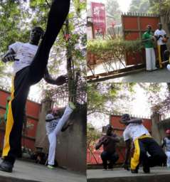 Capoeira Senzala Uganda