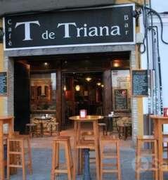 Bars in seville t de triana cafe bar flamenco - Bar coloniales sevilla ...