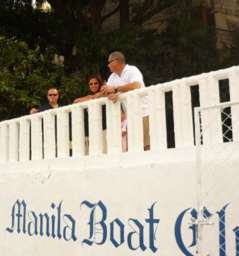 InterNations Manila Gathering @ Manila Boat Club
