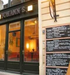 Johann S. | Restaurant & Bar