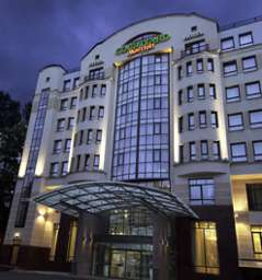 Marriott Courtyard Pushkin Hotel