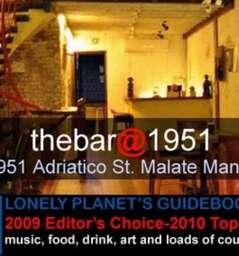 thebar@1951 (formerly Penguin Cafe)