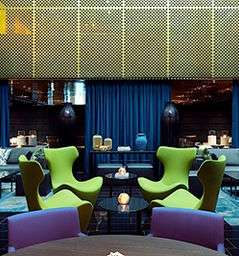 Bar @ Post Hotel
