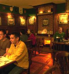 The Connemara Irish Pub