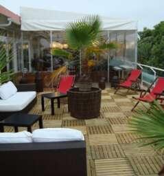 100 Vicios - Restaurante Terrace