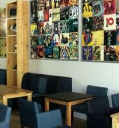 Mad Gallery bar