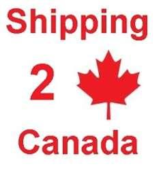 Shipping 2 Canada