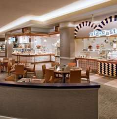 Planet Hollywood-Spice Market Buffet